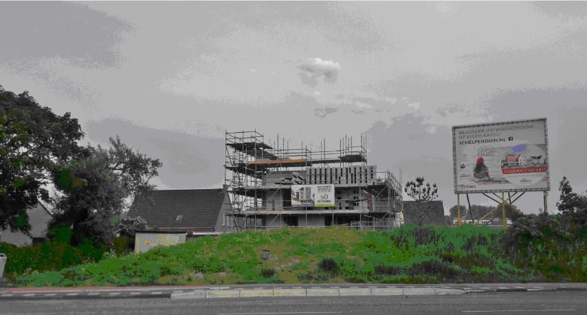 Stand van zaken nieuwbouw Haagweg