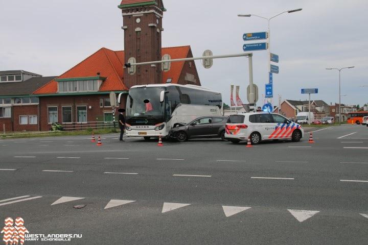 Toeristische trip naar Amsterdam met ongeluk