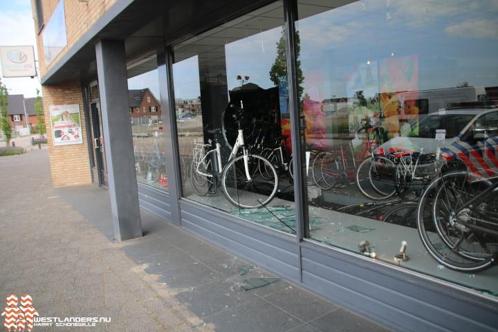 Brutale fietsendiefstal op de Pinkstermorgen