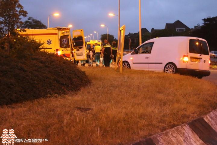 Motorrijder eenzijdig ongeluk Nieuweweg overleden