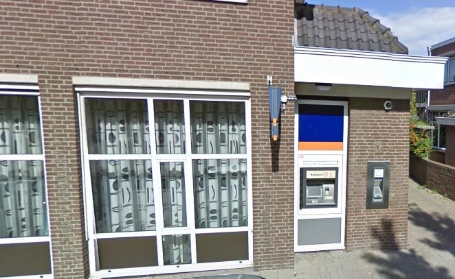 Rabobank sluit pinautomaat in Poeldijk