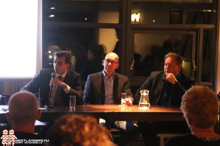 Goed bezochte LPF Westland avond met Thierry Baudet