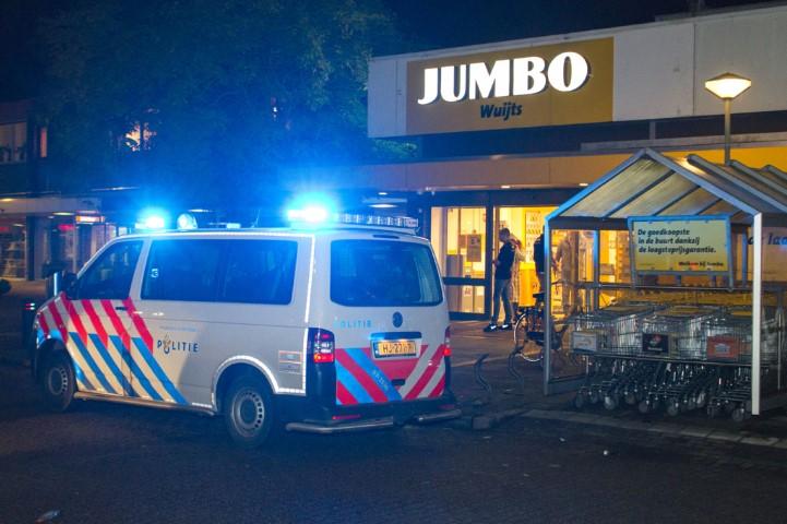 Jumbo in Vlaardingen overvallen