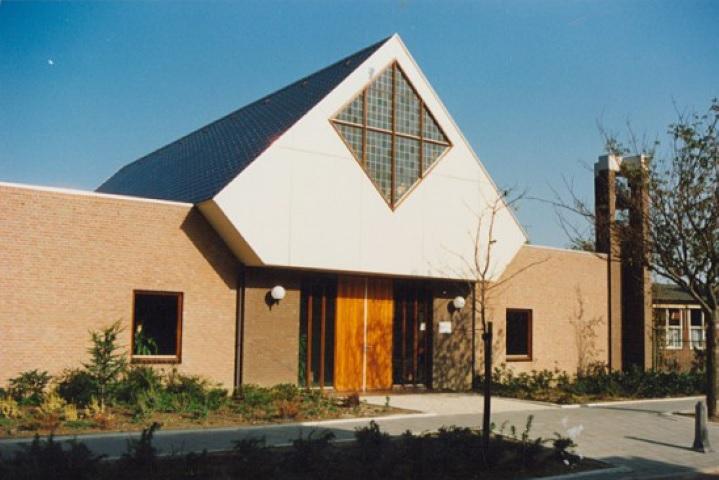 Zangdienst in Hervormde kerk Poeldijk