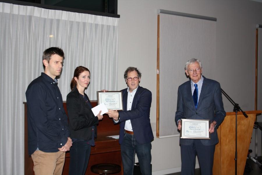 Atlas van het Westland wint prijs Genootschap