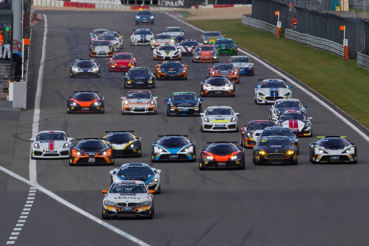 Ekris Motorsport oppermachtig tijdens GT4 European Series Northern Cup