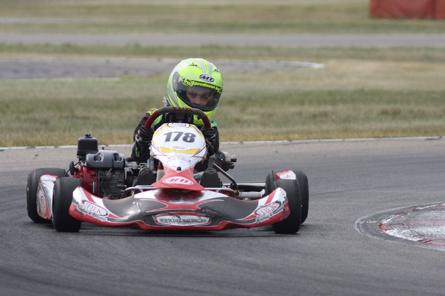 Rocco de Heer 2e in eindklassement GK4 kartkampioenschap