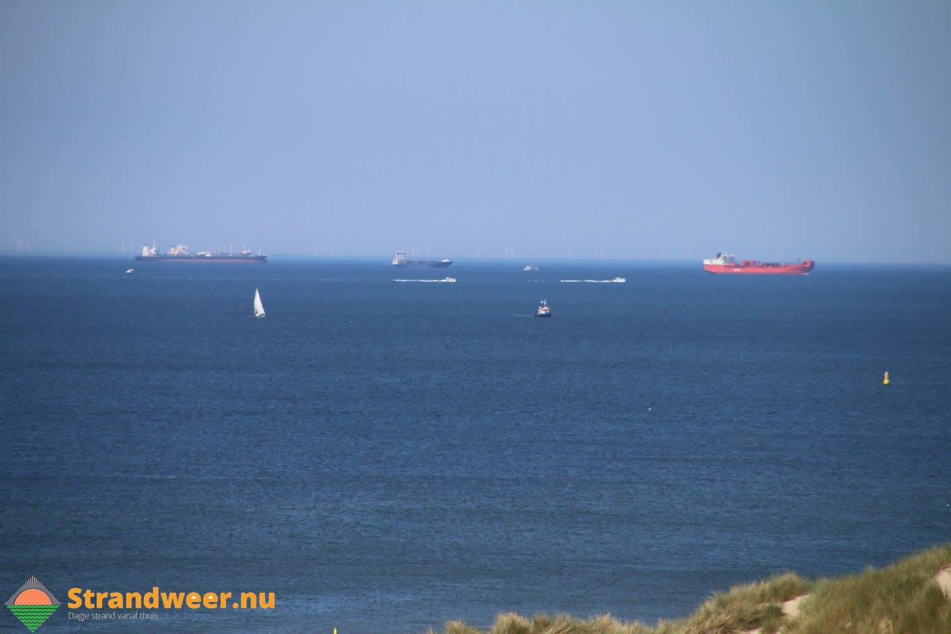 Rijkswaterstaat wijzigt scheepvaartroutes voor Nederlandse kust