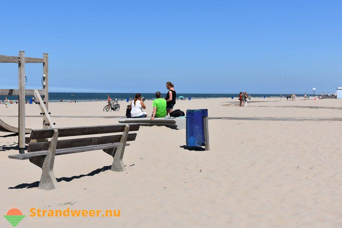 Strandweerverwachting voor vrijdag 26 mei