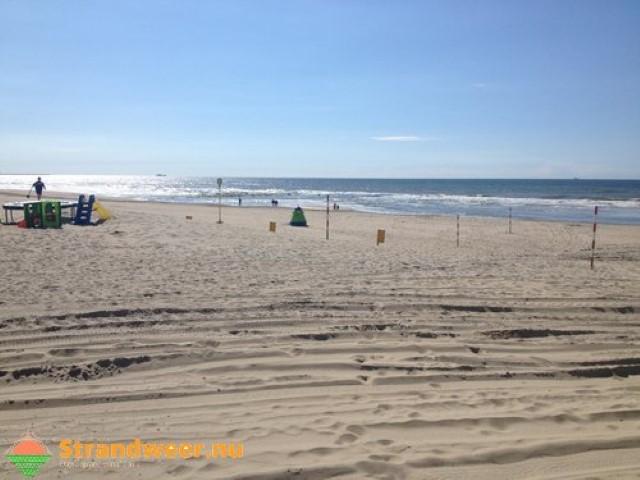 Strandweerverwachting voor zondag 21 mei