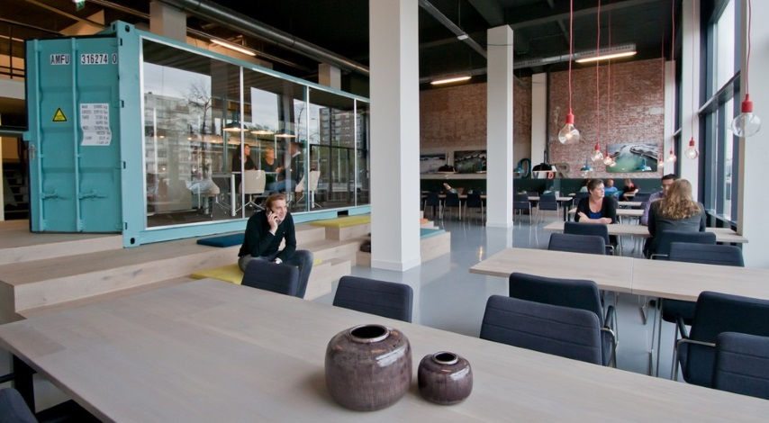De 5 hipste kantoren in Rotterdam!
