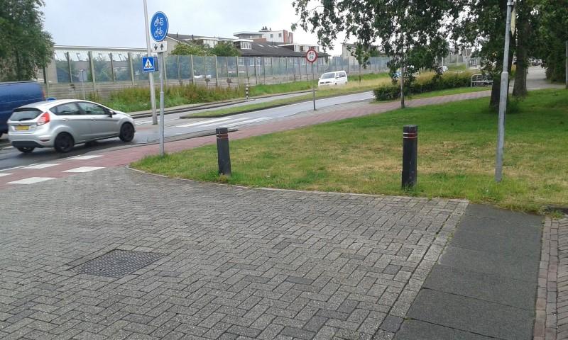 Collegevragen inzake verkeerssituatie Koningin Julianaweg 's-Gravenzande