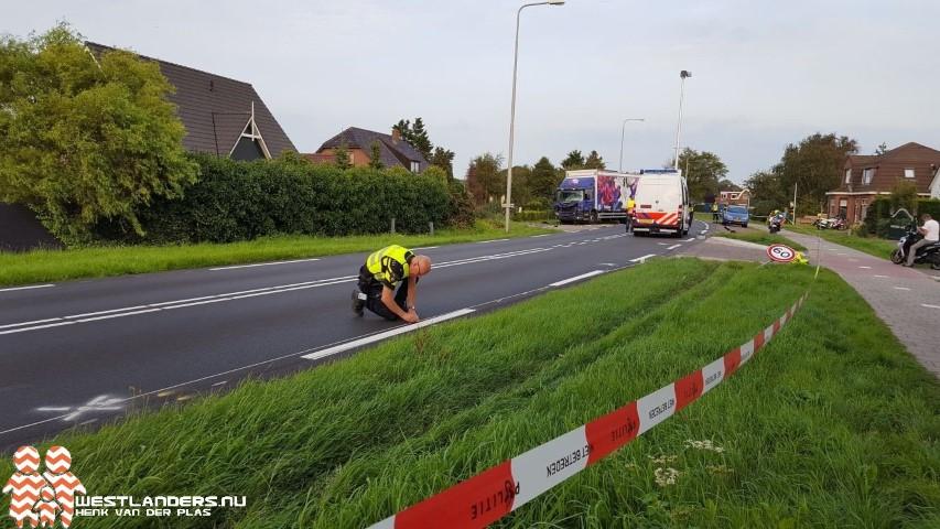 2,5 jaar celstraf geëist voor veroorzaker dodelijk ongeluk Naaldwijkseweg