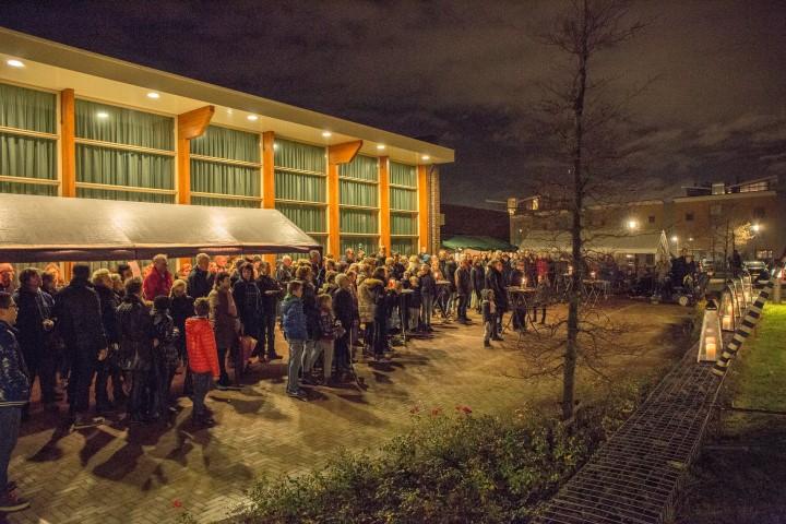 Veel belangstelling voor derde Lichtjesavond in Naaldwijk