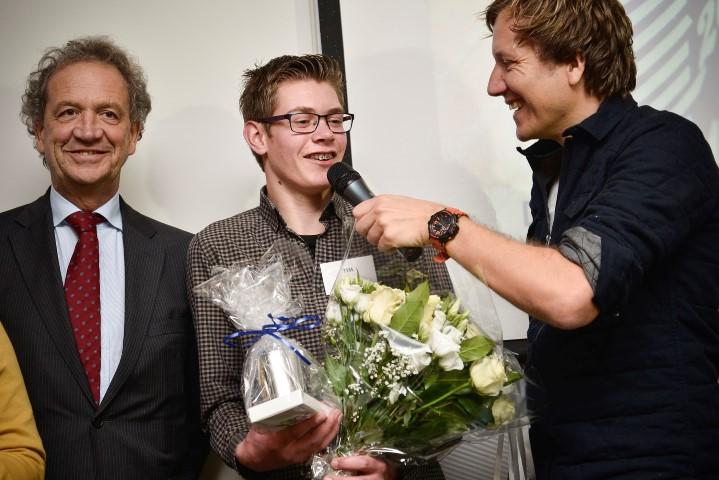 Tim van Marrewijk nieuwe jeugddijkgraaf van Delfland