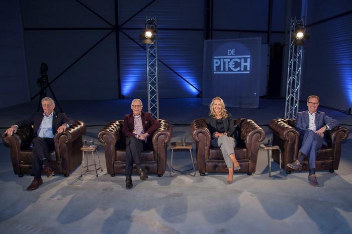 Start televisieprogramma De Pitch op vrijdag 22 januari