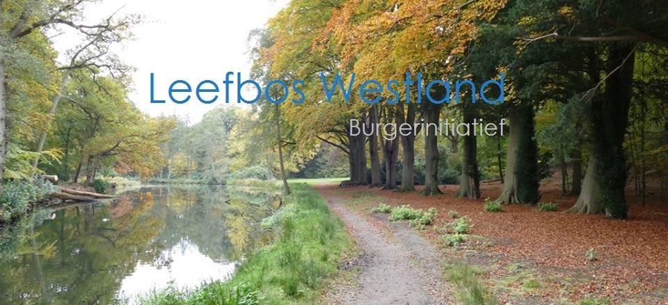 Westland Verstandig ondersteunt initiatief voor Leefbos Westland