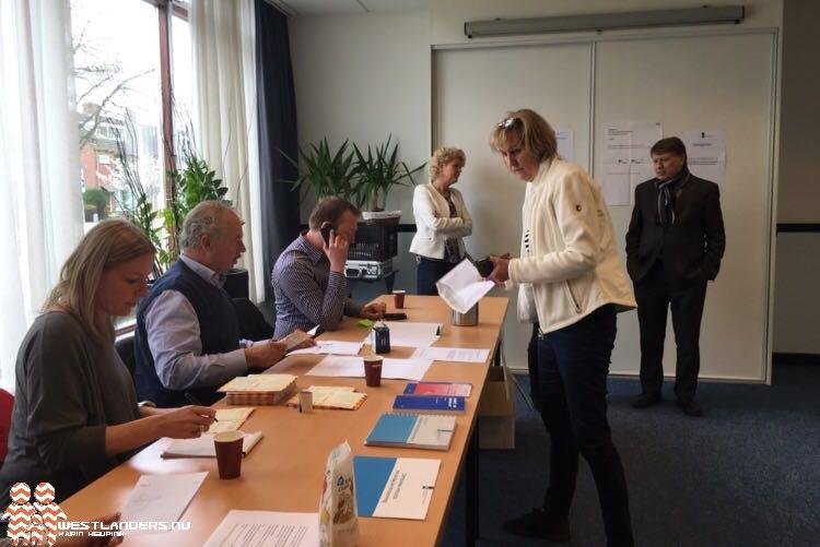 Lage tussentijdse opkomst voor referendum Oekraïne