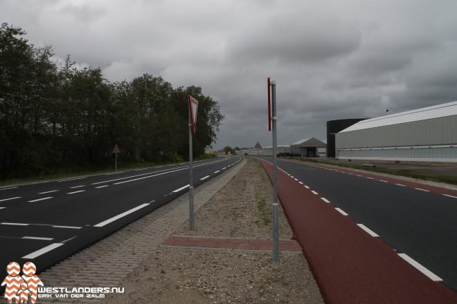 Afsluiting fietspad Burgemeester van der Goeslaan tot november
