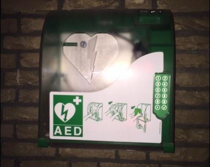 Stand van zaken AED beleid in Westland