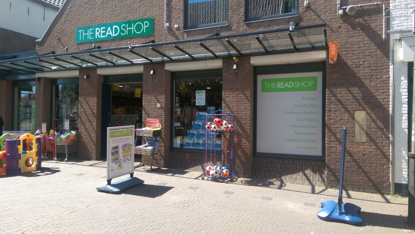 De Schoolcampus is terug bij The Read Shop!