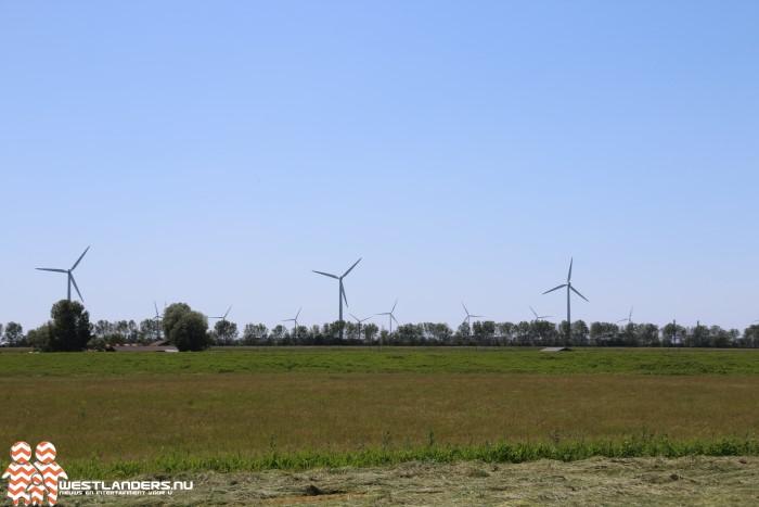 Provincie volgt gemeenten bij locatiekeuze windturbines Rijnmond