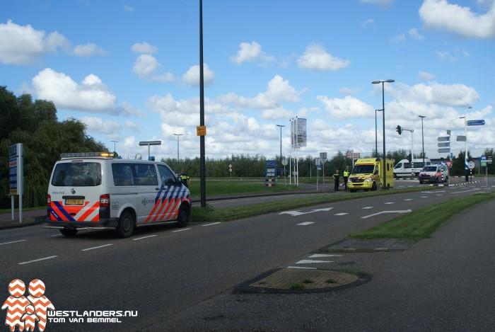 Fietsers gewond bij ongelukken