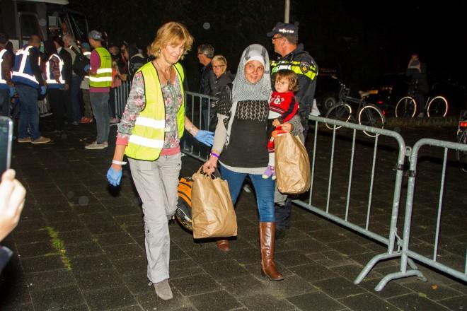 Collegevragen inzake vakantievierende asielzoekers