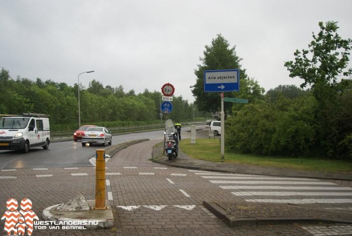 Gemeenten voorbarig met oplossing voor kruising Oude Veilingweg/ Maassluiseweg