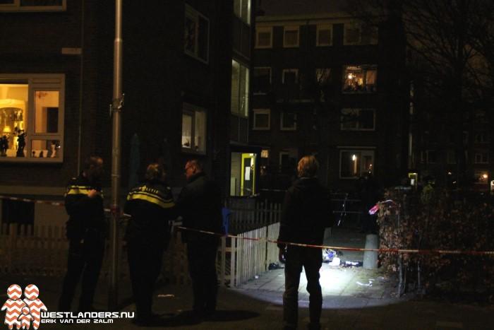 Persoon zwaargewond na ontploffing Van Schuijlenburgstraat
