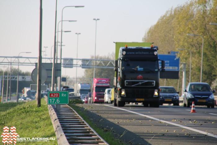Politie waarschuwt voor oplichters langs de snelweg