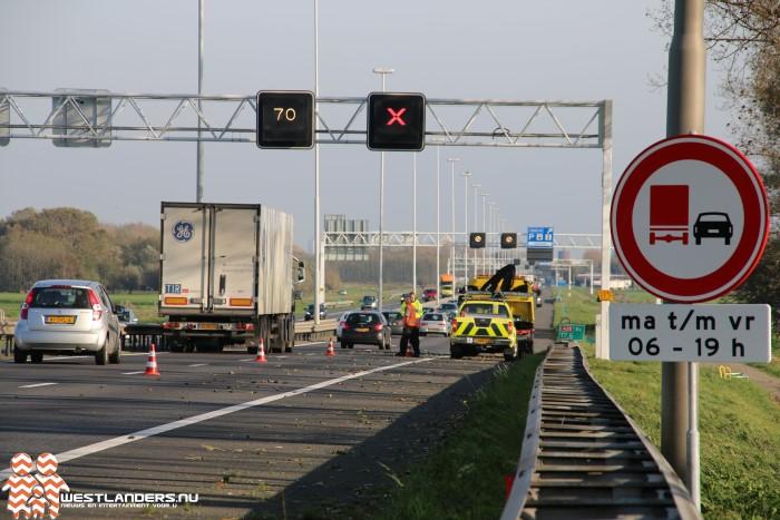 Weginspecteurs Rijkswaterstaat krijgen blauw zwaailicht en sirene