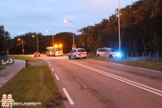 Scooterrijder ernstig gewond bij ongeluk Haagweg