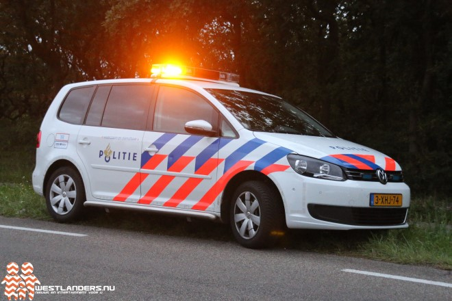 Extra surveillances in Maasland voor verwarde man