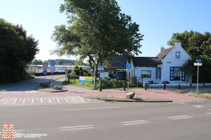 Collegevragen inzake oversteek Haagweg bij Schelpenpad