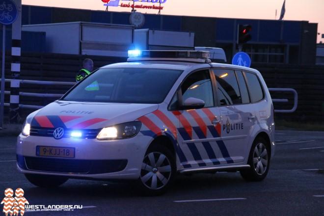 Fietser gewond bij aanrijding Haakweg