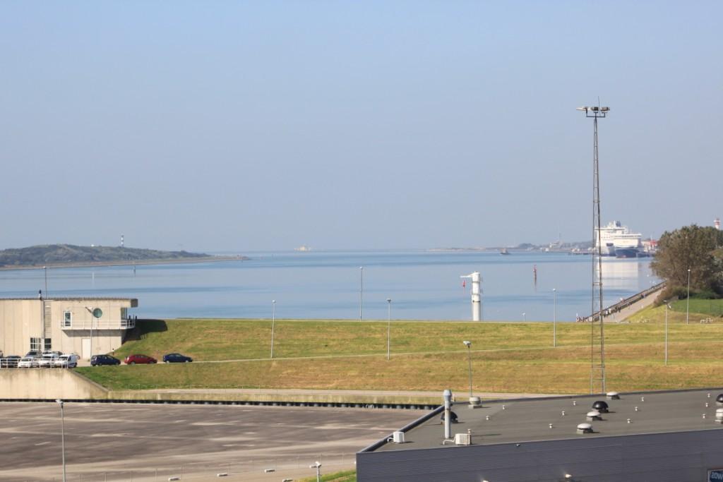 Randstad veilig met zeesluis in Nieuwe Waterweg