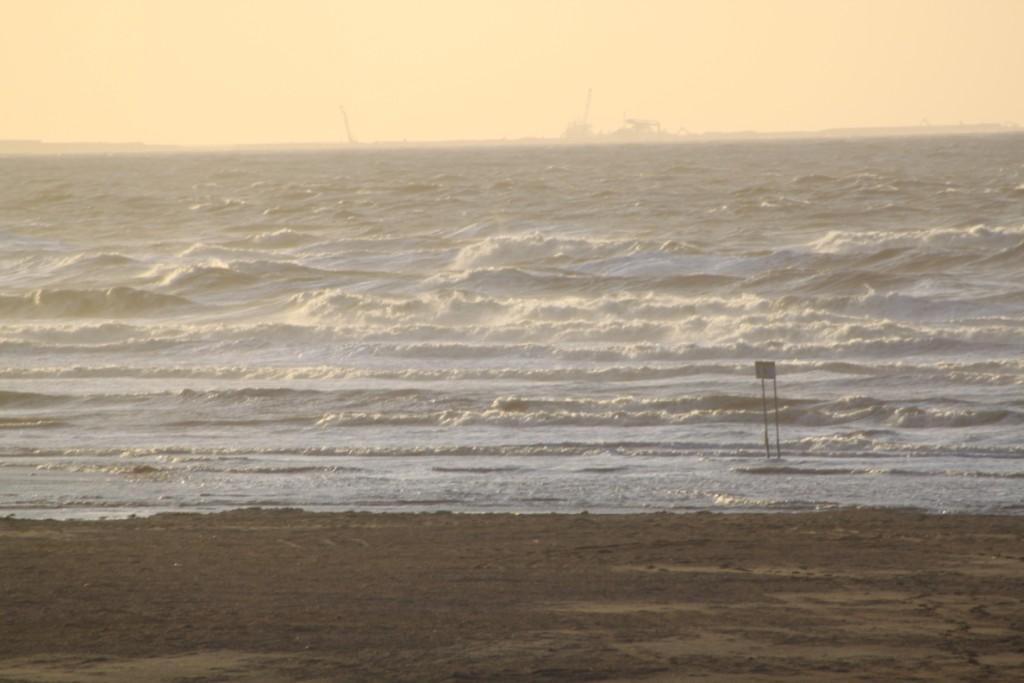 Opnieuw kustwaarschuwing voor hoog water