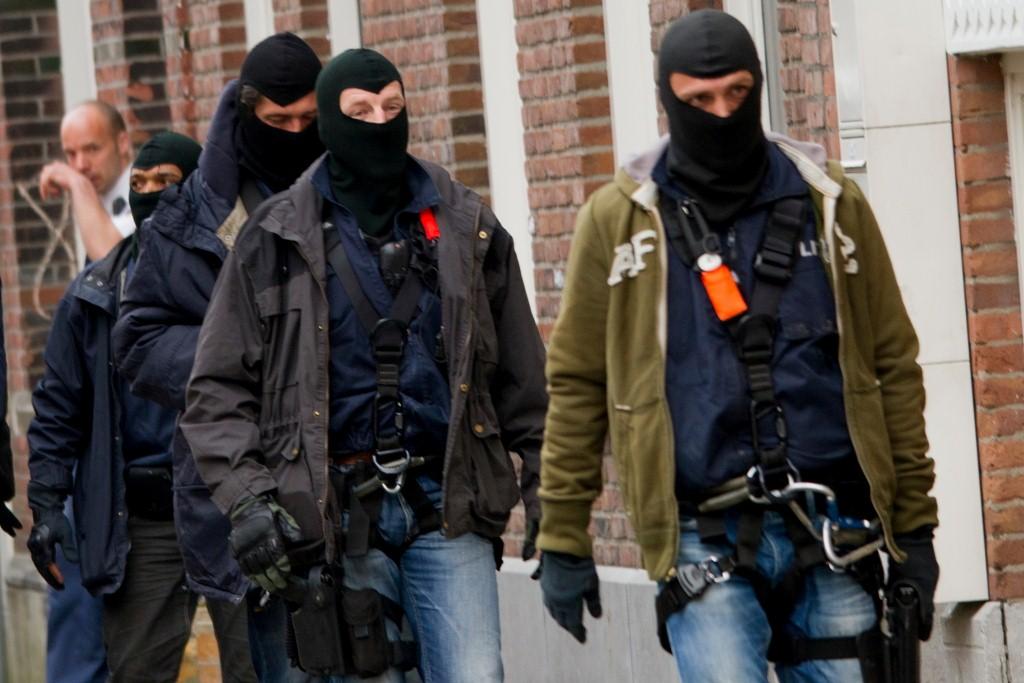 Tumult bij politieactie in Hildebrandstraat