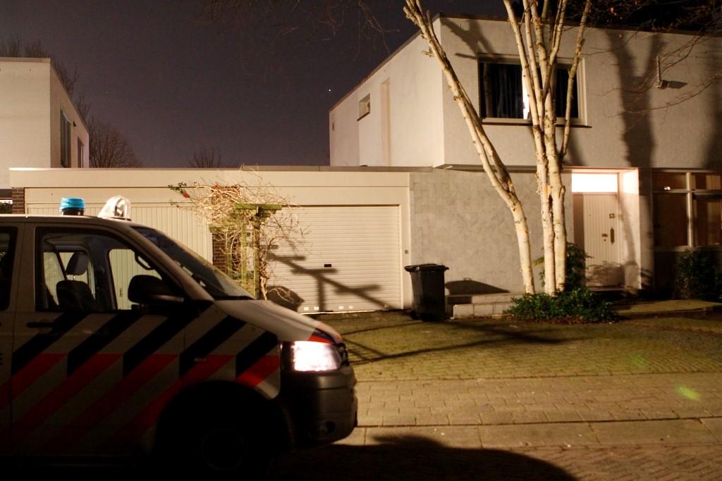 Auto gestolen bij bizarre woningoverval