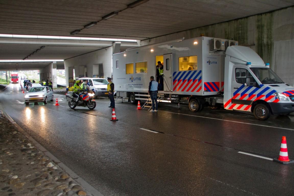 Dronken vrachtwagenchauffeurs krijgen rijverbod