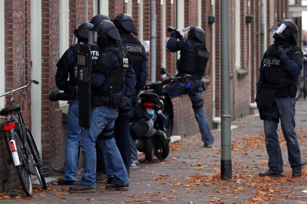 Arrestatieteam onder vuur!