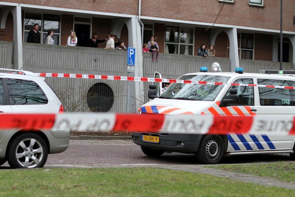 Politie schiet man neer in Rotterdam