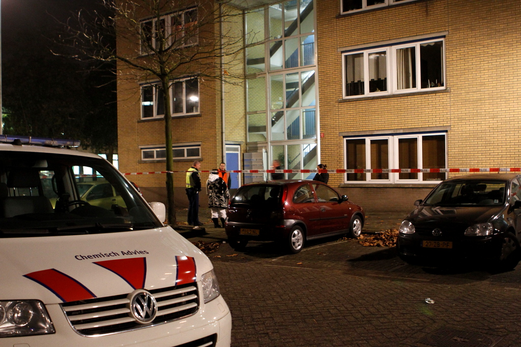 Groot alarm voor asbest in 75 woningen