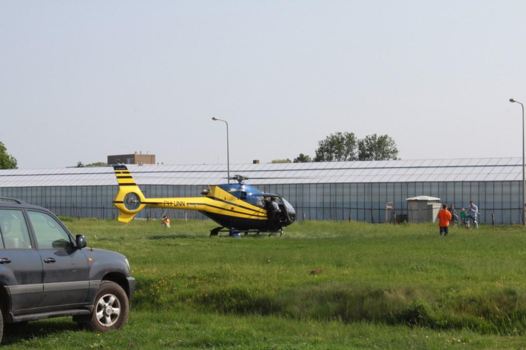 Westlandse Helikoptervluchten had topdag