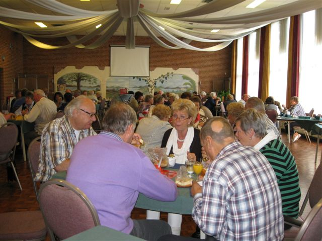 Bridgedrive Honselersdijk haalt € 7000 op
