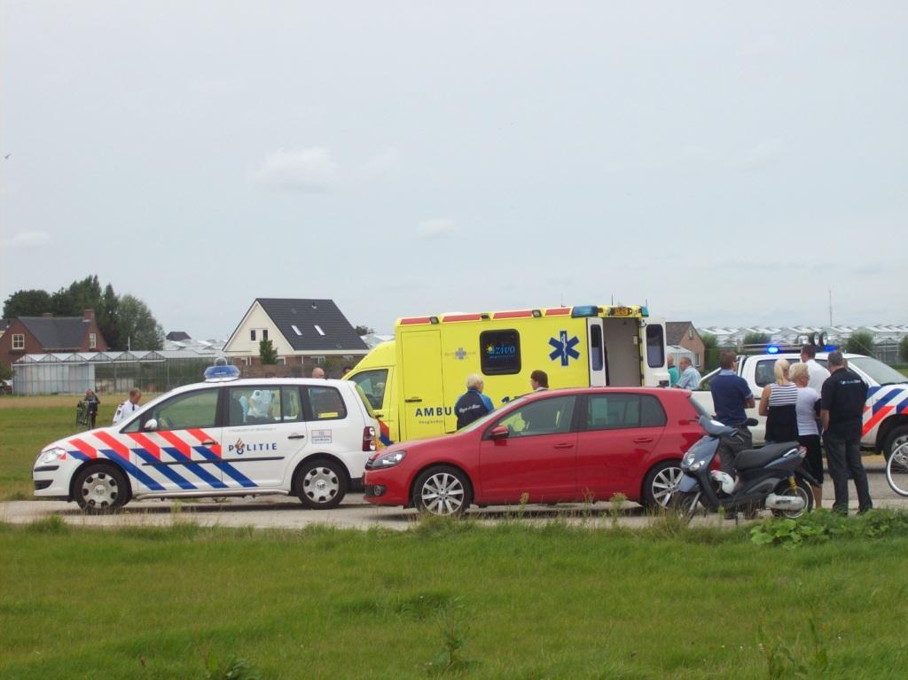 Omstanders redden leven fietser