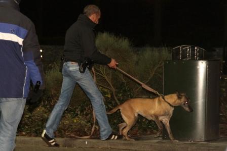 Relschoppers geweerd van Westlandreunie