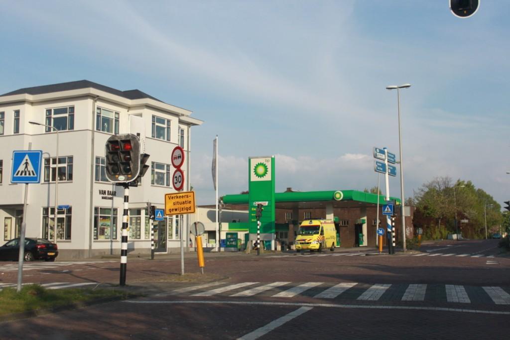 Bodem Secretaris Verhoeffweg verontreinigt