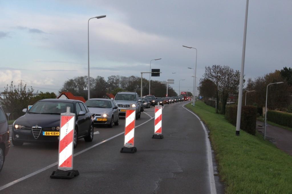 Start werkzaamheden aan de Maasdijk N220